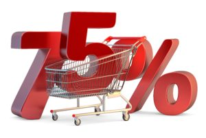 Shopping cart discount