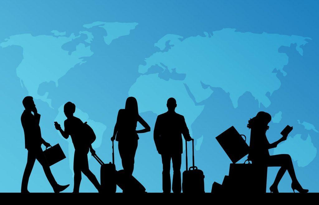 Выездной туризм. Открытие границ.