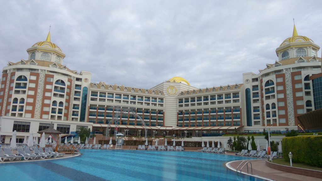 Delphin be grand resort 5*