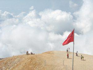 Гора Тахталы Кемер