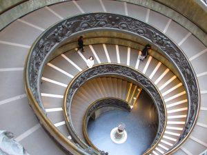 Лестница Браманте, Ватикан