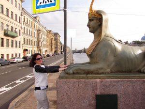 Санкт-петербург Грифоны