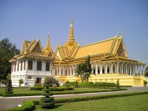 Камбоджа Королевский дворец