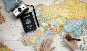 Сервисы бронирования путешествий