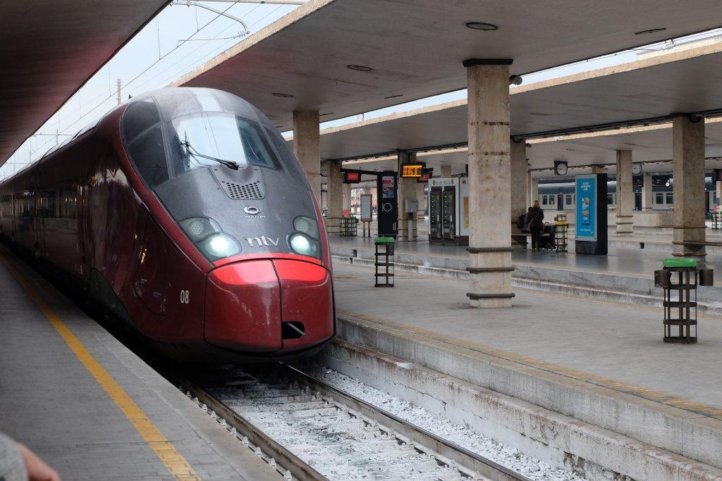 Поезд Итало