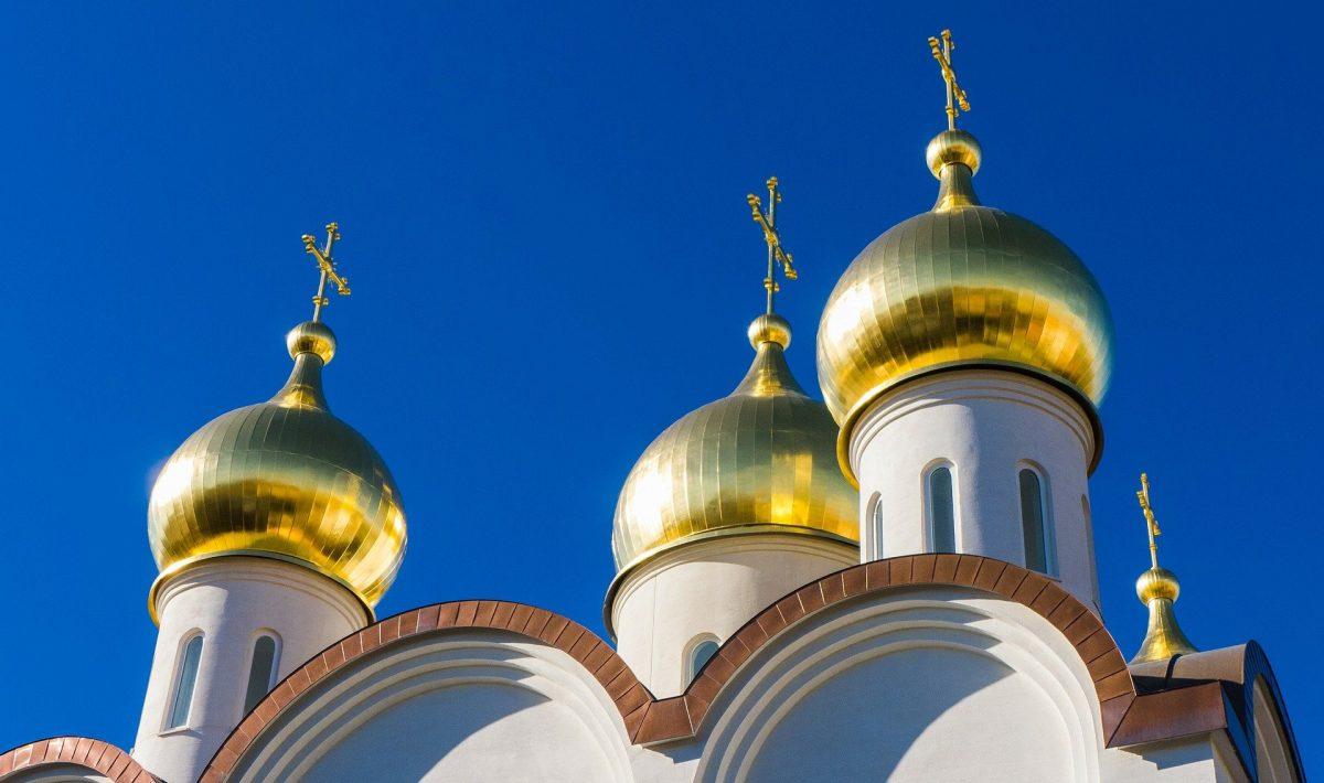 Москва, храмы