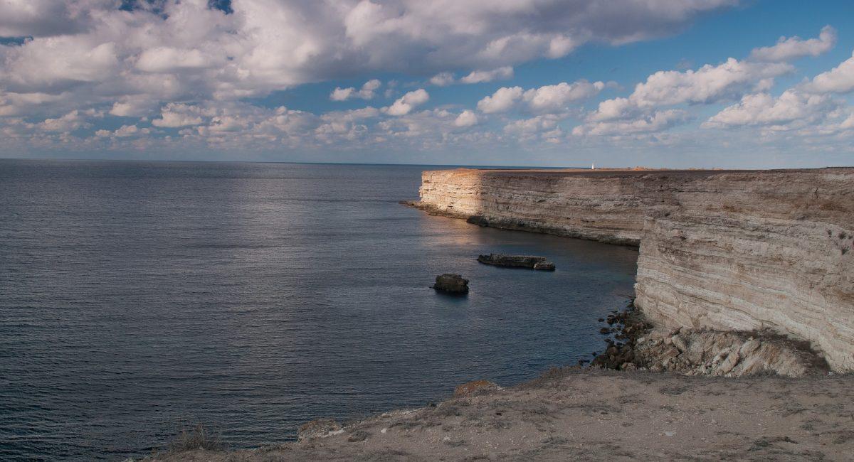 Крым мыс Тарханкут