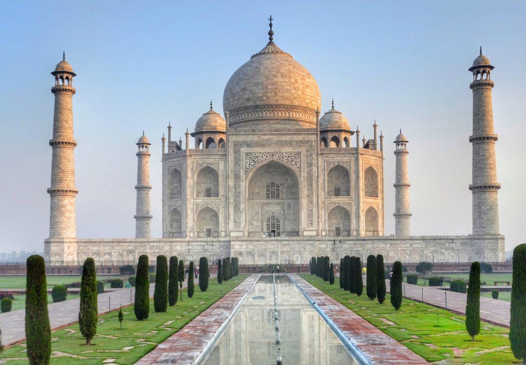 taj-mahal, India